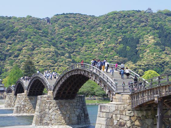 広島 錦帯橋
