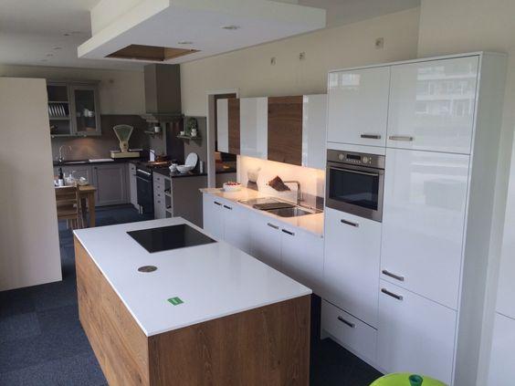 budget versie maken met ikea ringhult hooglans wit en hyttan eik cuisine pinterest met. Black Bedroom Furniture Sets. Home Design Ideas