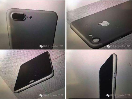 Könnte das iPhone 7 mit Stereo Lautsprechern und einer größeren Kamera ausgestattet werden?😏📱