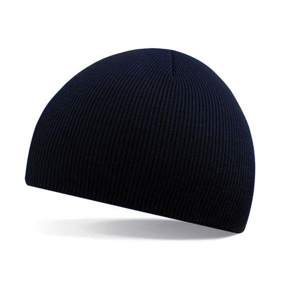 New Warm Knitted Hat Wooly Beanie Hat Winter Warm Wooly Hat Unisex Mens Beanie Ladies Ski Skull Cap Gorras Planas Free