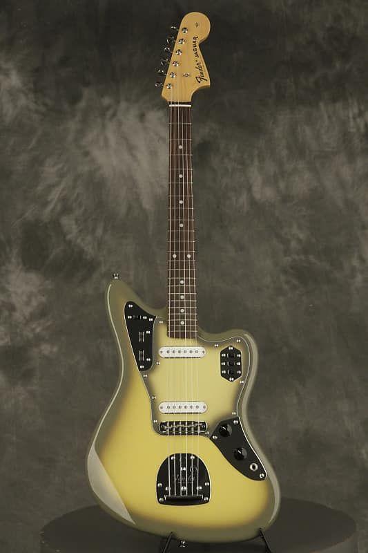 2004 Fender Jaguar Antigua Crafted In Japan Cij New Old Stock Mint Olivia S Vintage Reverb Fender Jaguar Jaguar Fender