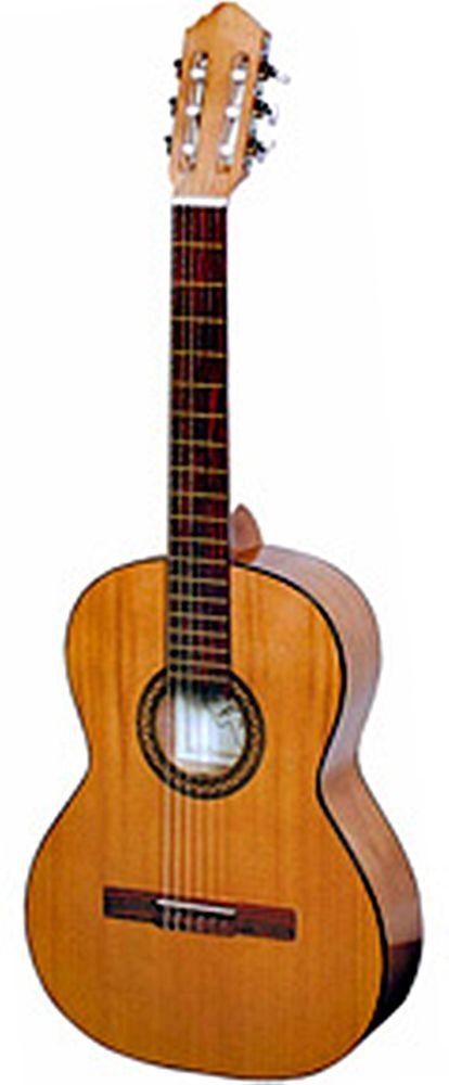 NEW Paracho Elite SAN MARCOS solid cedar top gloss finish Mariachi Guitar #ParachoElite