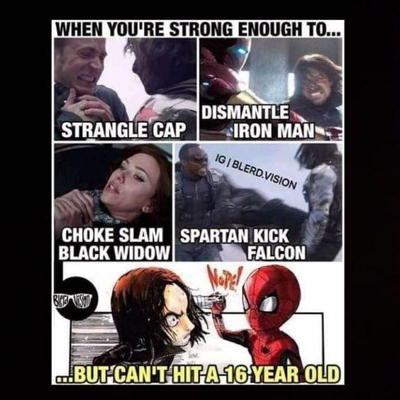 Marvel memes funny