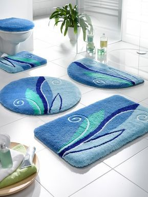 43 Bathroom Rug Designs That Will Make Your Home Look Cool interiors homedecor interiordesign homedecortips