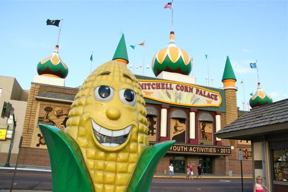 Corn Palace   Lost In The USA