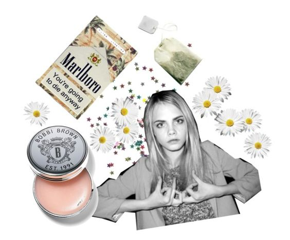 """Cara"" by dodsdansen ❤ liked on Polyvore"