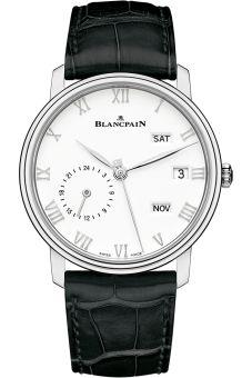 Blancpain Villeret Ref. 6670-1127-55 Quantieme Annuel GMT