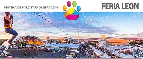 Sistema de solicitud de espacios de la Feria Estatal de León2016