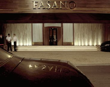 Hotel Fasano Sao Paulo, winner of the Fodor's 100 Hotel Awards for the Clubby Atmosphere category #travel