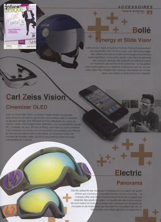 Inform'Optique - French Magazine - EG5S, EG2.5 - Nov12