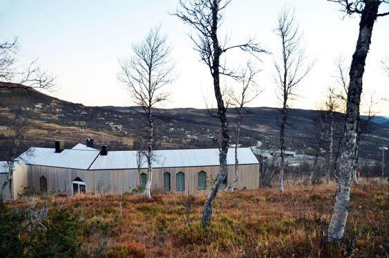 Holiday Home Havsdalen by Reiulf Ramstad Arkitekter | HomeDSGN