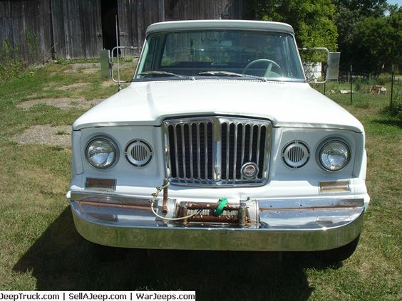 Used Jeeps And Jeep Parts For Sale 1966 Jeep Gladiator J 3000