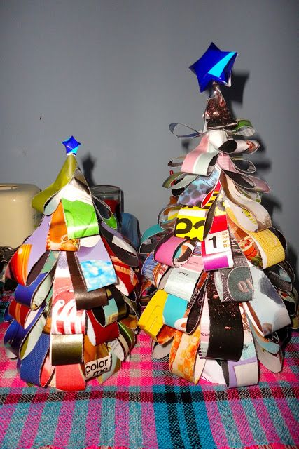 A Very Thai Christmas: Recycled Crafts for the Holidays