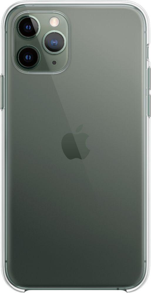 Apple Iphone 11 Pro Clear Case Mwyk2zm A Best Buy Clear Cases Apple Iphone Iphone
