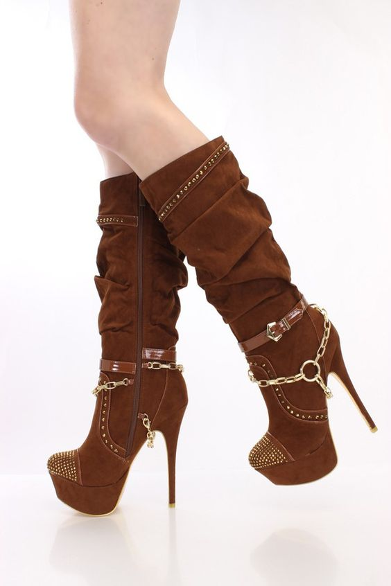 shoes-boots-af-vanessabrowngold