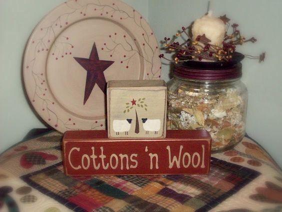 Cottons 'n Wool