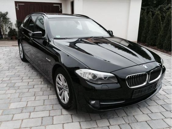 BMW 520d Touring Xenon Navi