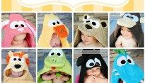 Baby Craft DIY – Make Your Own Adorable Baby Animal Towels