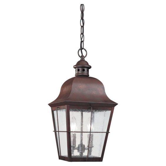 Chatham 2 Light Outdoor Hanging Lantern