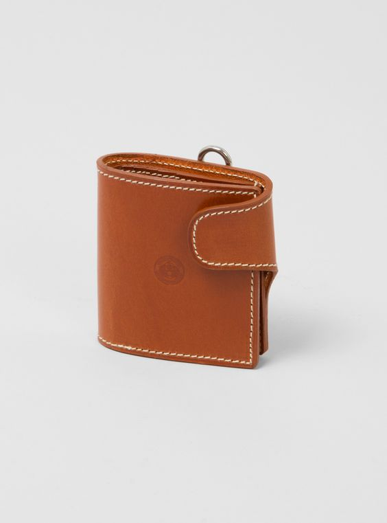 Couverture and The Garbstore - Mens - North Sea Clothing - Shackle Wallet