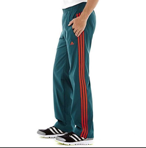 adidas climalite mens running track pants