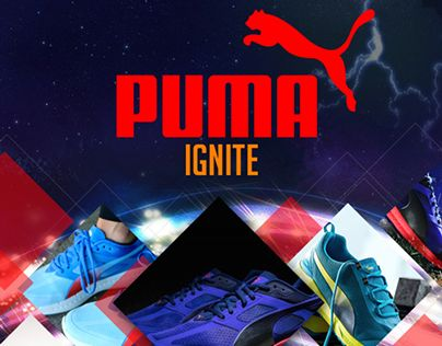 puma ignite campaign