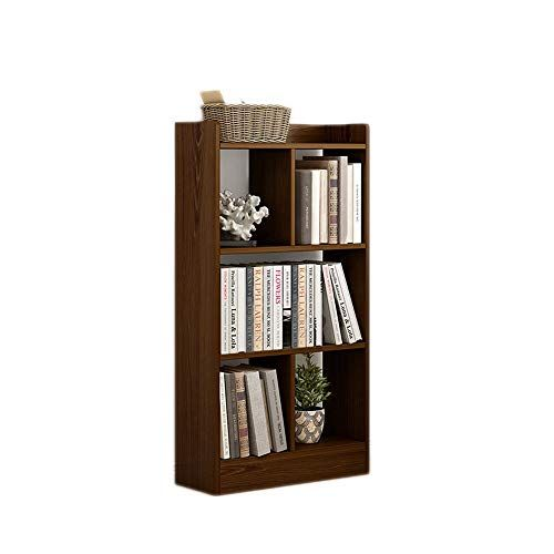 Xurom Bookcases 5 Cube Bookshelf Use In Bed Room Brown Wood