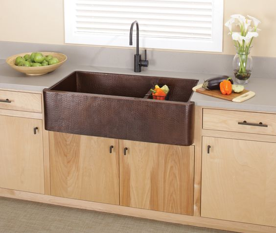 farmhouse kitchen sinks classic design from. Black Bedroom Furniture Sets. Home Design Ideas