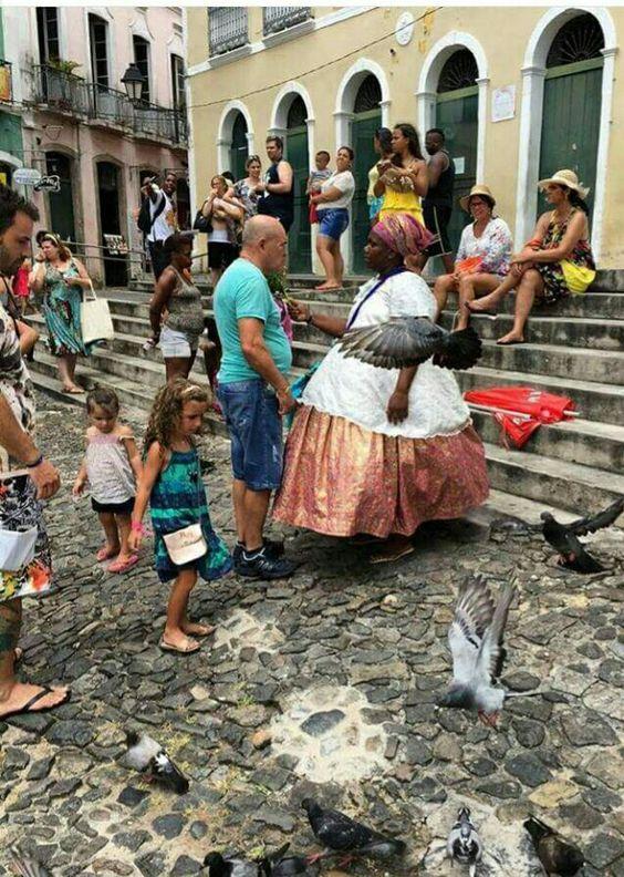 Salbador de Bahia Brasil