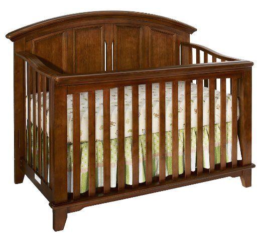Amazon.com: Westwood Design Jonesport Convertible Crib, Tuscan: Baby