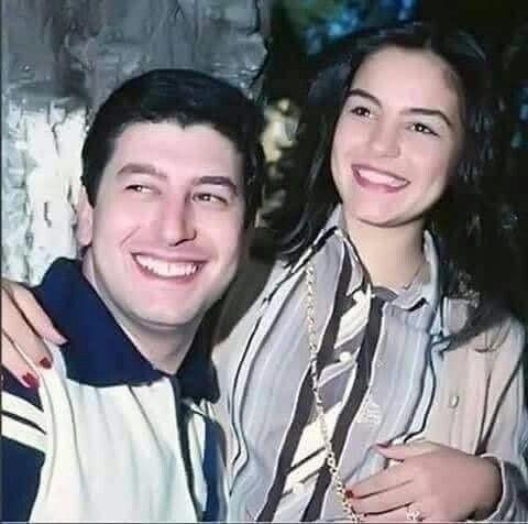 شريهان واخيها عمر Egyptian Beauty Egyptian Actress Egyptian Movies