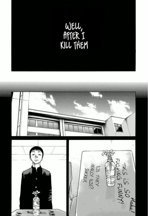 A Dark Grey Youth - Oozone Satoshi