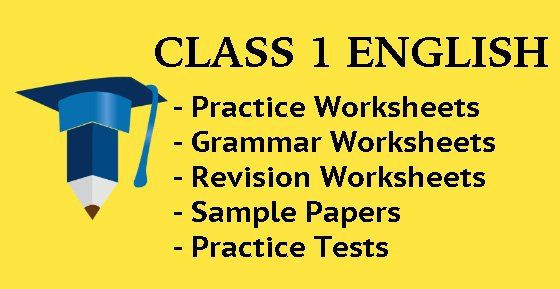 Download Cbse Class 1 English Worksheet 2019 2020 Class 1 English Question Paper Math Olympiad 1st cbse class english worksheets