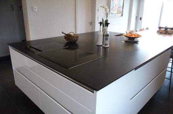 Plan Travail Granit En 2 Cm Cuisine En Granit Noir Plan De Travail Cuisine Granit Noir