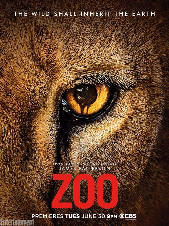 Well I liked it . Zoo is an American drama television series based on the 2012 novel of the same name by James Patterson and Michael Ledwidge. The series premiered on June 30, 2015, on CBS, and concluded the first 13-episode