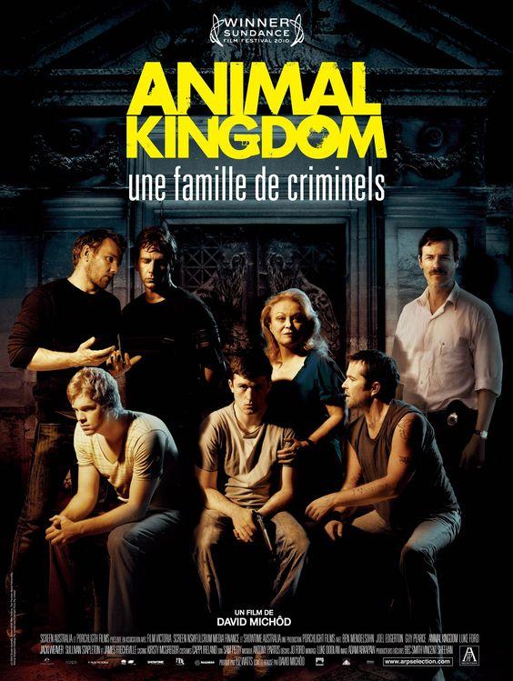 Animal Kingdom -  David Michôd, 2010
