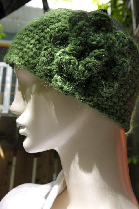 Stylish headband made with our top-of-the-range Alpaca. Verde. Bandeaux de tête très mode faits avec notre superfine Alpaga. zaknit.com