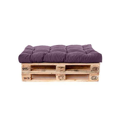 Details About Purple Pallet Seat 80 X 120cm Sofa Cushion Waterproof Euro Pallet Outdoor Garden Cushions On Sofa Pallet Cushions Pallet Seating