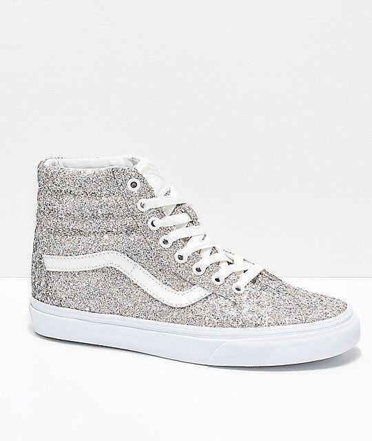 Skate shoes, Glitter vans