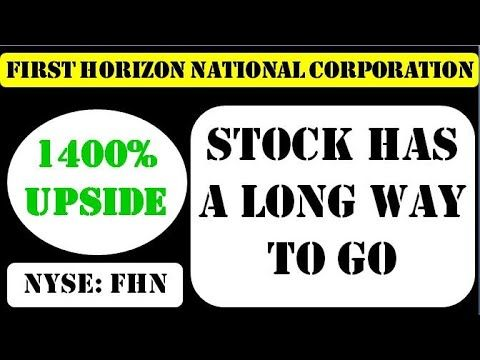 First Horizon National Corporation Stock Has A Long Way To Go Fhn Stock In 2021 Corporate Global Economy National