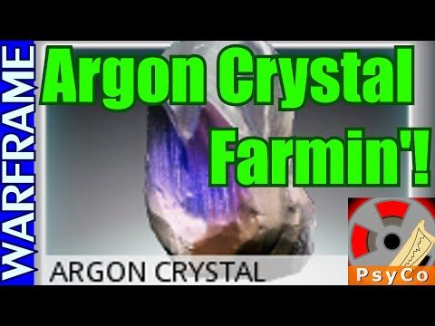Warframe Quick Tip Easy Argon Crystal Farm Technique W Update 14 1080hd Free To Play Mmorpg Guides Crystal Farms Argon Freaky Deaky