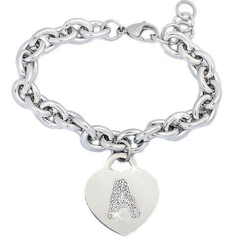 bracelet femme argent personnalisable