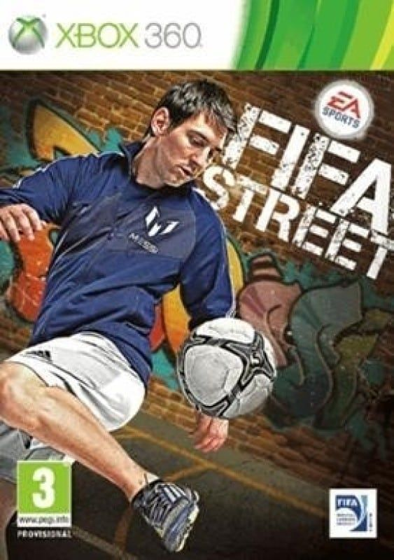 Fifa Street Xbox 360 Price In India Gaming Bazar Of Namokar
