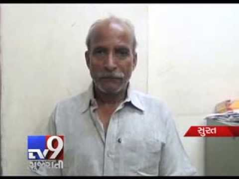 In Surat, According to the police, woman was being raped by man from last 3 year. The accused has gave promises to lady to fulfill her needs but he left her, so that she lodge police complaint against the man and the accused came into police clutch.  For more videos go to  http://www.youtube.com/gujarattv9  Like us on Facebook at https://www.facebook.com/gujarattv9 Follow us on Twitter at https://twitter.com/Tv9Gujarat