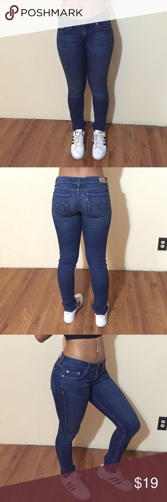 skinny jeans Low rise denim Levi's Jeans Straight Leg