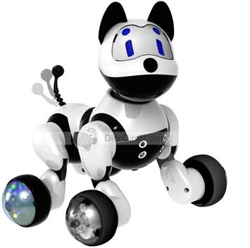 YOUDI Intelligent Electric Toy Dog Can Talk Sing Dance Acoustic Interaction Induction Machine Dog