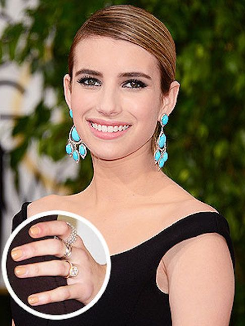 Gwen Steffani | Celebrity engagement and wedding rings | Pinterest ...