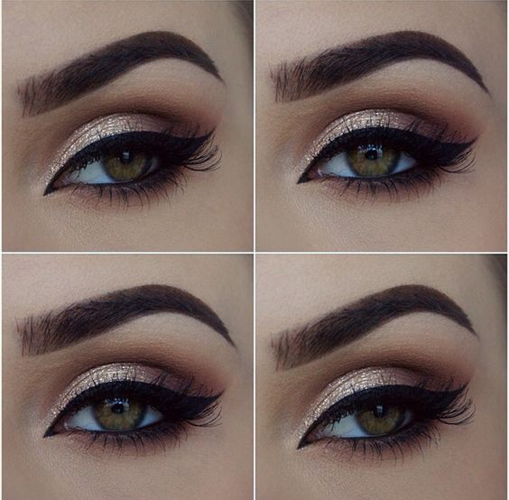 Perfect wing, perfect lower smoke and pretty great brows: