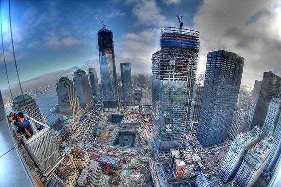 One World Trade Center - Freedom Tower, New York, 2005