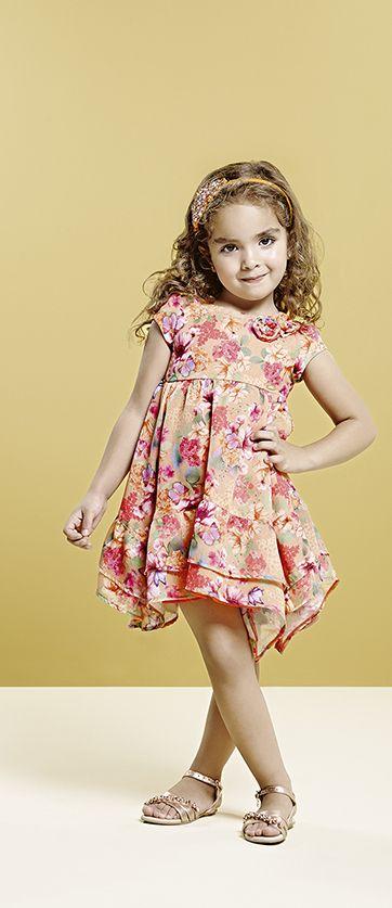 Animê | Verão 2014/15 | moda infantil feminina: